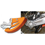 _Rear disc protector TMD KTM 04-20 Husqvarna 14-20 Eje 25 mm Black | RDP-K13-BK | Greenland MX_
