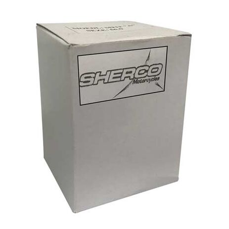 _Sherco End Genuine Hight Seat 250/300 12-14 black | SH-3761 | Greenland MX_