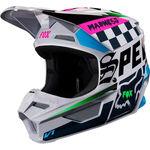 _Fox V1 Czar Youth Helmet | 21781-097-P | Greenland MX_