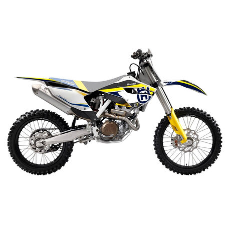 _Blackbird Dream 4 Husqvarna FC/TC 14-15 FE/TE 14-16 Graphic Kit | 2611N | Greenland MX_