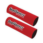 _Neoprene fork seal savers Short red | SS-0003 | Greenland MX_