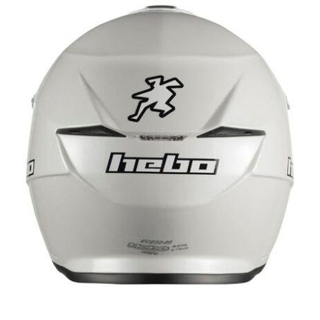 _Hebo Zone 5 Monocolor Trial Helmet White   HC1112B   Greenland MX_