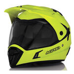 _Acerbis Active Helmet yellow fluor | 0016049.061.00P | Greenland MX_