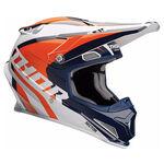 _Thor Sector Ricochet Helmet Blue/Orange   01105166-P   Greenland MX_