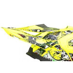 _VX-15 Evo Air Replacement Cap Neon Yellow | 35-50149-118 | Greenland MX_