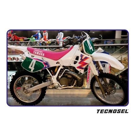 _Tecnosel Seat Cover Replica Team Yamaha 1993 YZ 125/250 93-95 | 12V01 | Greenland MX_