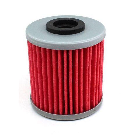 _Hiflofilto Oil Filter KX 250 F 04-18 KX 450 F 16-19 RMZ 250 04-14 RMZ 450 05-14   HF207   Greenland MX_