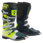 _Gaerne SG-J Junior Boots White/ Yellow/Grey | 2166-051 | Greenland MX_