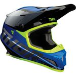 _Thor Sector Fader Helmet   0110-67AN-P   Greenland MX_