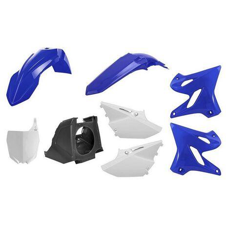 _Polisport MX Restyling Yamaha YZ 125/250 02-14 to 15-18 Plastic Kit | 90716-P | Greenland MX_