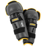 _Thor Sector GP Youth Kneeguards Black | 27040430 | Greenland MX_