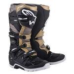 _Alpinestars Tech 7 Enduro Drystar Boots Black/Gold   2012620-1959   Greenland MX_