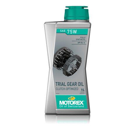_Motorex Trial Gear 75W 1 Liter | MT243H004T | Greenland MX_