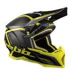 _Hebo MX Legend Carbon Helmet   HC0550LM   Greenland MX_