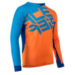 _Acerbis MX Thunder Special Edition Jersey Blue/Orange | 0023076.243 | Greenland MX_