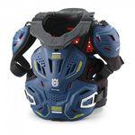 _Husqvarna Fusion Vest Protector Blue | 3HS16252P | Greenland MX_