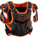 _Fox Raptor Protector Orange/Black | 12351-009-P | Greenland MX_