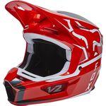 _Fox V2 Merz Helmet  | 28033-110 | Greenland MX_