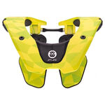 _Atlas Air Neon Prism Neck Support Yellow | AA304000-P | Greenland MX_