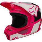 _Fox V1 REVN Youth Helmet | 25876-170-P | Greenland MX_
