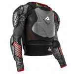 _Acerbis Scudo 3.0 Body Armour Black/Red | 0022777.070 | Greenland MX_
