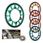 _Transmission Kit Kawasaki KX 250 87-98 Regina-Gnerik Mixed-Gnerik | KT-C77 | Greenland MX_