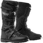 _Thor Blitz XP Youth Boots Black | 3411-0503-P | Greenland MX_