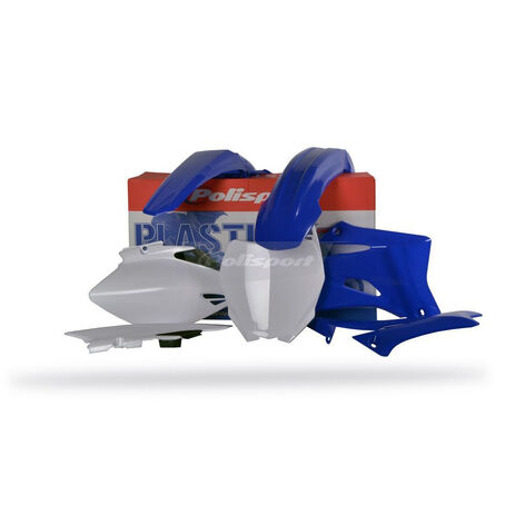 _Polisport Yamaha YZ 250/450 F 06-09 Plastic Kit | 90117 | Greenland MX_