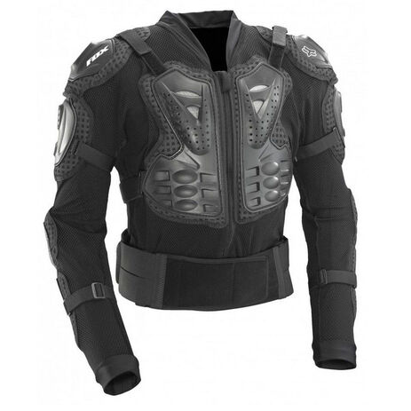 _Fox Titan Sport Jacket Black | 10050-001-P | Greenland MX_