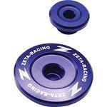 _Zeta Engine Plugs Yamaha YZ 250/450 F 14-.. Blue | ZE89-1442 | Greenland MX_