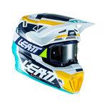 _Leatt Moto 7.5 V22 Helmet with Goggles Turquoise   LB1022010130-P   Greenland MX_
