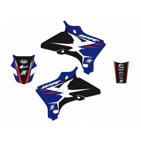 _Blackbird Dream 4 Yamaha WR 250/450 F 05-06 Kit Decal | 2229N | Greenland MX_