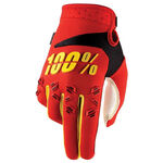 _Gloves 100% Airmatic Red/Yellow   10004.020   Greenland MX_