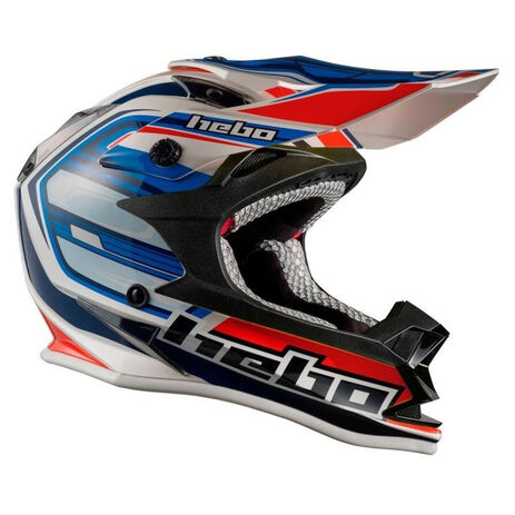 _Hebo MX Konik Helmet White | HC0618B | Greenland MX_