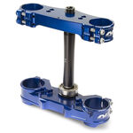 _Triple Clamp Neken Standard Husqvarna TC/FC 125/250/350/450 15-18 (Offset 22mm) Blue | 0603-0661 | Greenland MX_