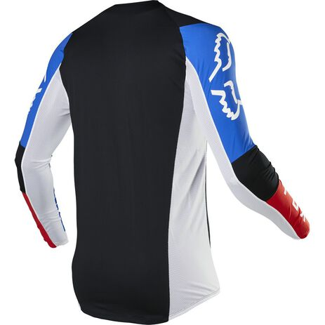 _Fox Flexair Honr Jersey Black | 24539-001 | Greenland MX_