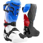 _Comp R Fox Boots Blu/Red | 24011-149 | Greenland MX_