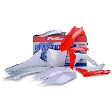 _Polisport Honda CRF 250 R 14-17 CRF 450 R 13-16 Plastic Kit | 90536 | Greenland MX_