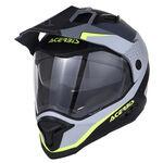 _Acerbis Reactive Helmet Black/Grey   0023466.319   Greenland MX_