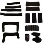 _Donjoy Armor FP Orthopedic Knee Straps and Interior Pads Replacement Right Side   2931154   Greenland MX_