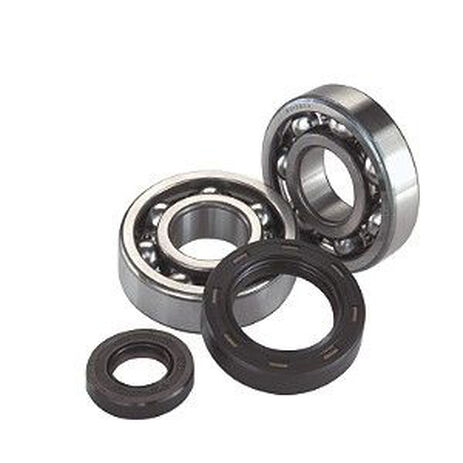_Hot Rods Crank Shaft Bearing And Seals KTM EXC 250/300 04-20 SX 250 04-20 Husqvarna TE/TC 250/300 04-18 | K066 | Greenland MX_