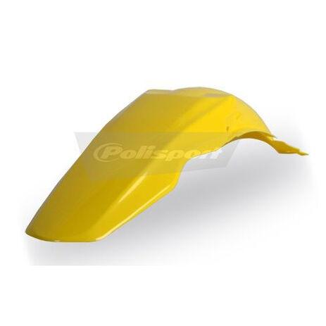 _Polisport Suzuki RM 125/250 01-08 Rear Fender Yellow | 8560200001 | Greenland MX_