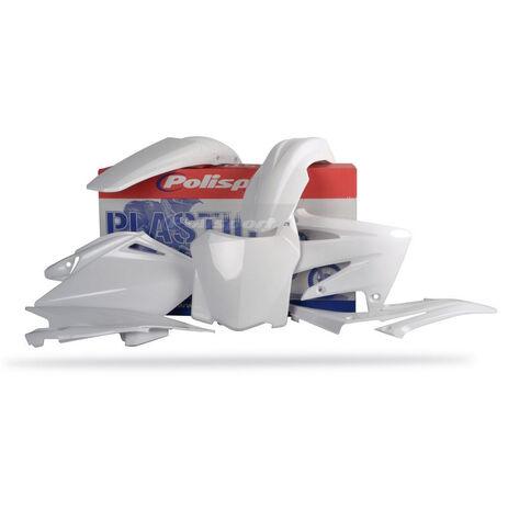 _Polisport CRF 250 08 plastic kit white | 90143 | Greenland MX_