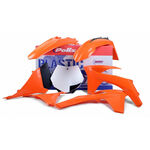 _Polisport ktm KTM EXC/ EXCF 2012-13  Plastic Kit | 90517 | Greenland MX_