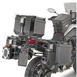 _Givi Specific PL One-Fit Pannier Holder for Monokey Cam-Side Trekker Outback Case Yamaha Ténéré 700 19-.. | PLO2145CAM | Greenland MX_