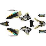 _KTM EXC/EXC-F 08-11 Full Sticker Kit WESS   SK-KTEXC0811WSBR-P   Greenland MX_