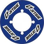 _Jitsie trial sprocket approved sticker 41T-44T Blue | JI-BT280-ST-4144B | Greenland MX_