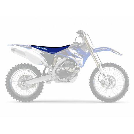 _Blackbird Doble Grip 3 Yamaha YZ 250/450 F 06-09 WR 250 F 07-14 450 F 07-11 Seat Cover | 1236H | Greenland MX_
