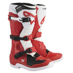 _Alpinestars Tech 3 Boots Red/White | 2013018-32-P | Greenland MX_