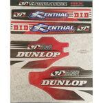 _TJ Suspension Decal Kit Honda CR/CRF 95-16   SKCRCRF   Greenland MX_